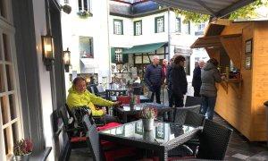 Glühwein in Monschau