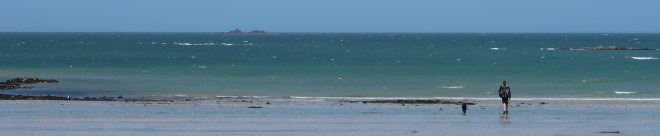 Strand von St Malo