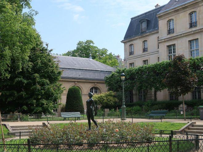 Park in Marais