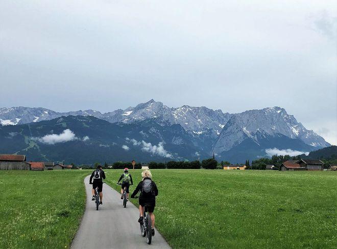 Zugspitze Alpspitz