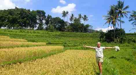 Een maandje met mama in Indonesie