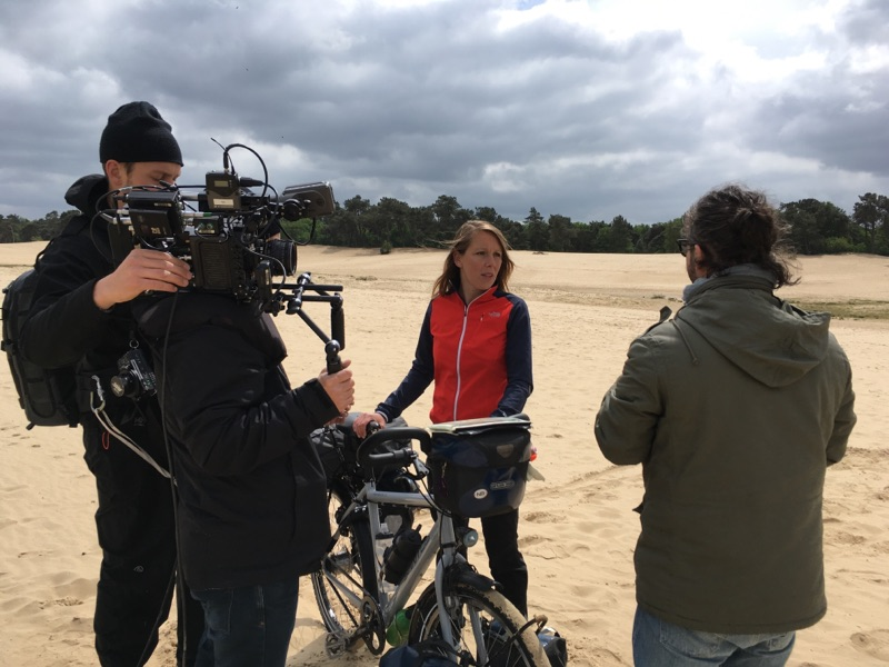 Shooting in national park 'Loonse en Drunense duinen'