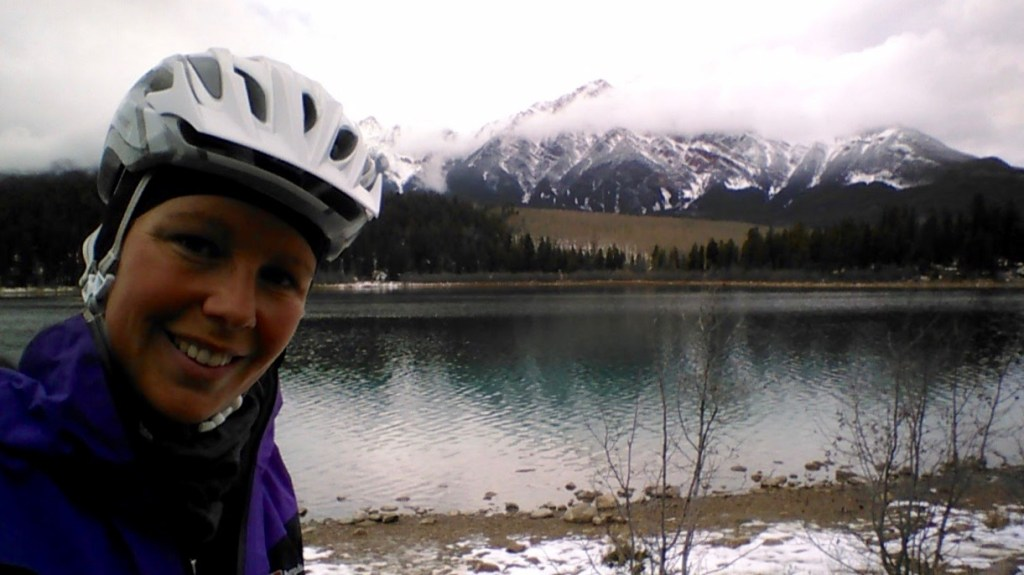 A first careful 14km ride today to Pyramid lake