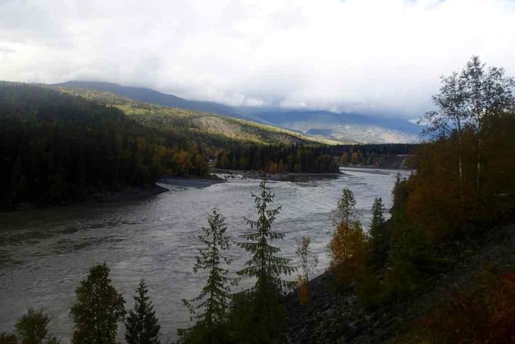 De Fraser river