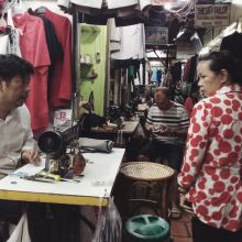 Local tailor