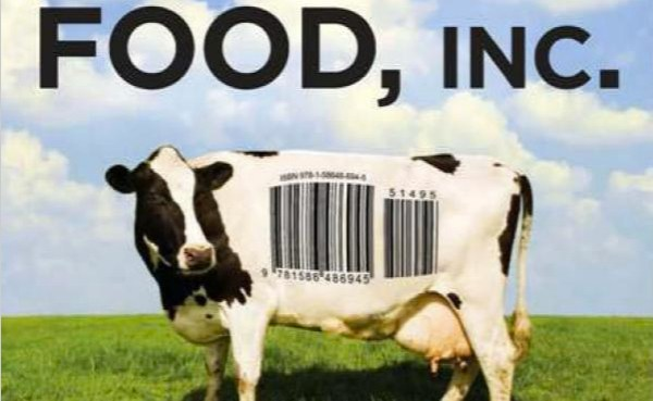 food inc.-The Best Vegan Books