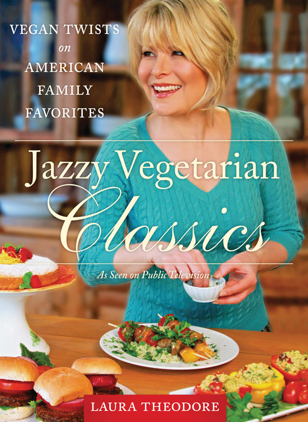 Jazzy Vegetarian Classics Cookbook Review