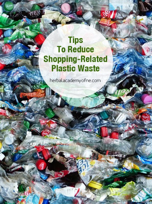 Tips To Reduce Shopping-Related Plastic Waste - Herbal Academy