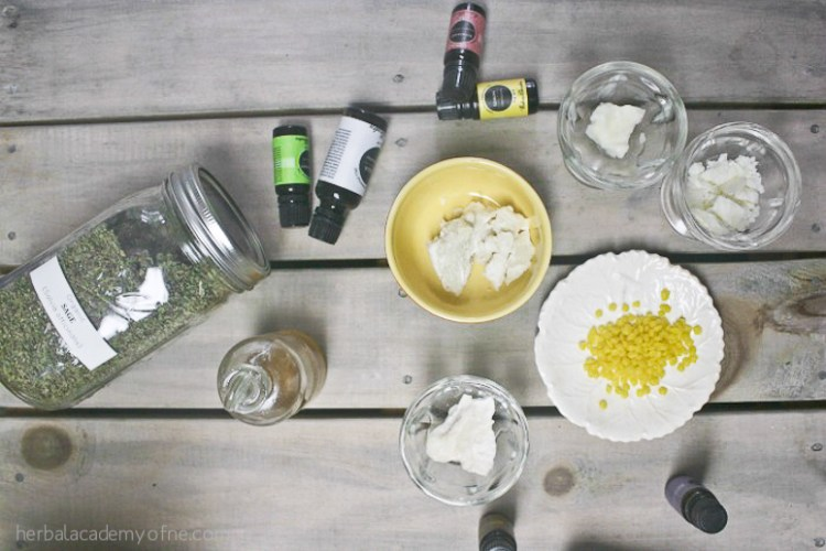 An Herbal Deodorant That Works…finally - by the Herbal Academy of New England
