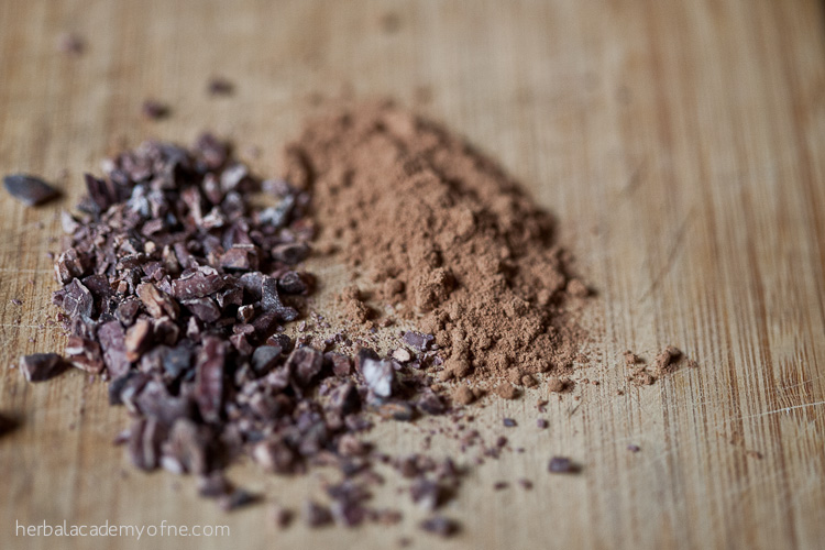 Indulge your sweet tooth with real peppermint hot cacao - Herbal Academy of New England