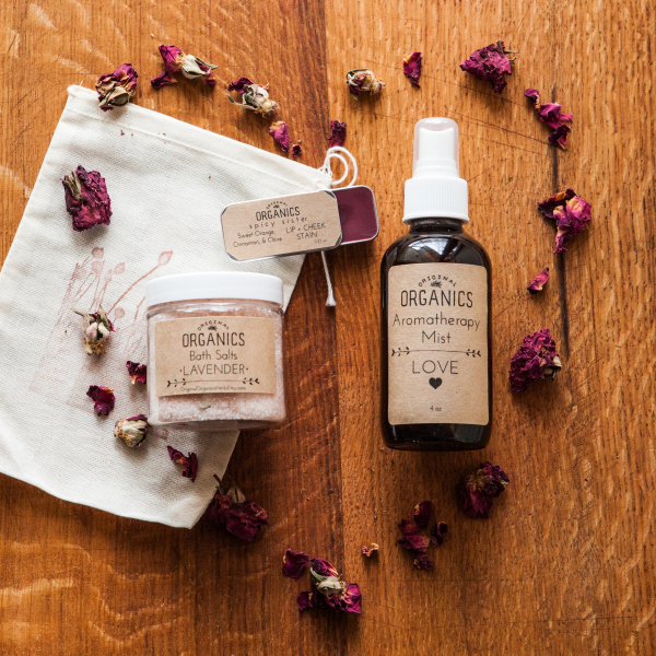 Herbal Love Kit for Valentine's Day