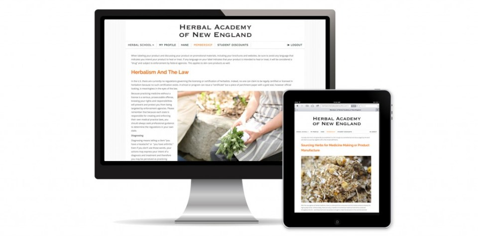 The Advanced Herbal Course - Enrollment