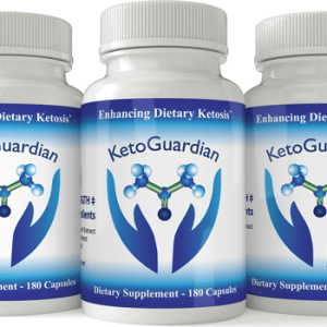 KetoGuardian™ – three month supply