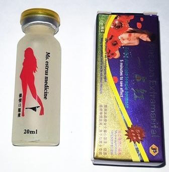 Passion Extramarital Female Sex Drops