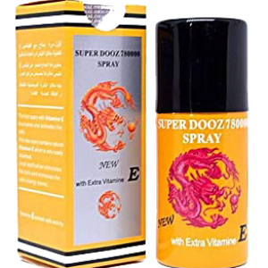 Super Dooz 78000 Dragon Delay Spray