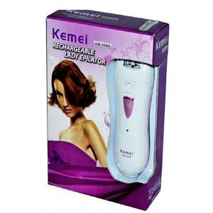 Kemei Hair Remover Rechargeable Epilator 3 in 1