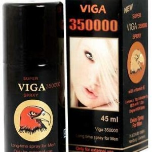 New Super Viga 350000 Delay Spray