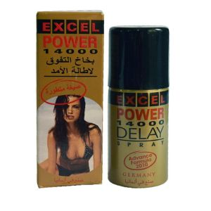 Excel Power 14000 Delay Spray