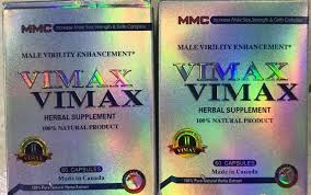 Vimax Sliver 60 Capsules Pack