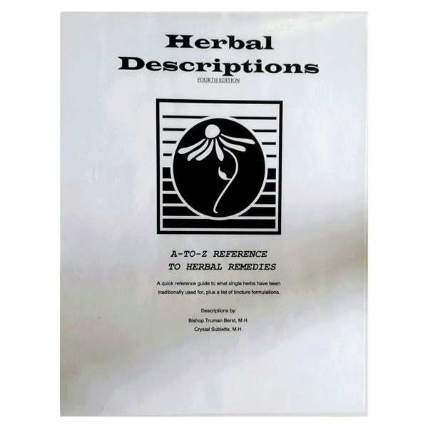 0590-Herbal Descriptions