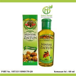 Minyak Zaitun Extra Virgin 60ml Al Ghuroba