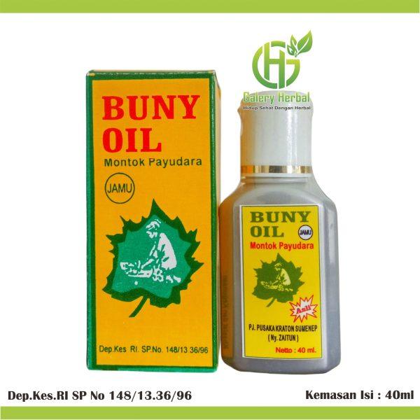 Buny Oil Montok Payudara