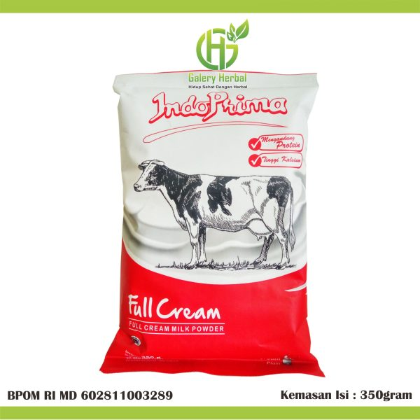 Susu Bubuk IndoPrima Full Cream