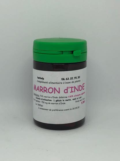 Gélules-plantes-marron-dinde