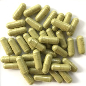 Super Green Malay 1g Capsules