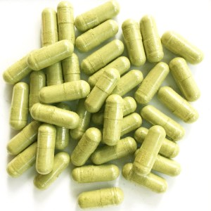 Electric Green Thai 1g Capsules
