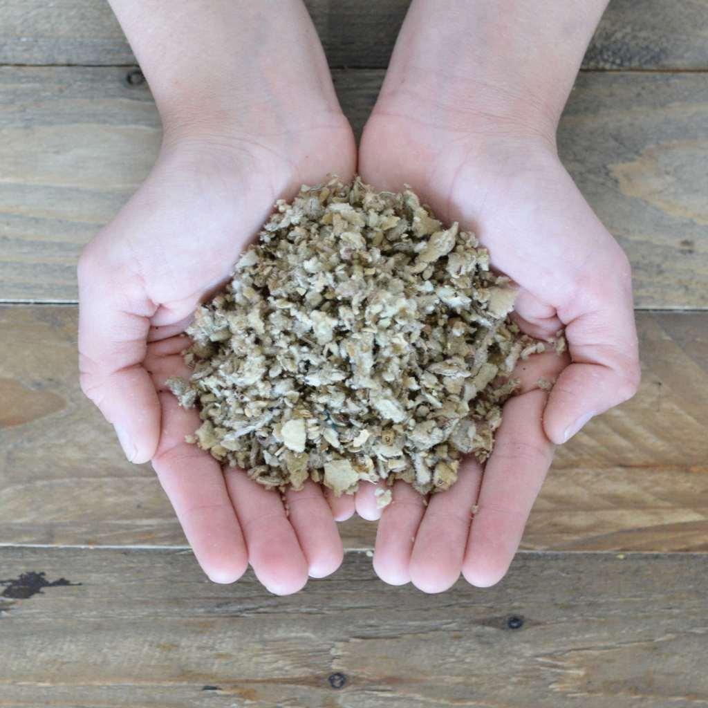 Herbal Spirits Mullein In Hand