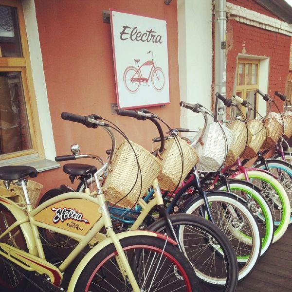 Winzavod bikes