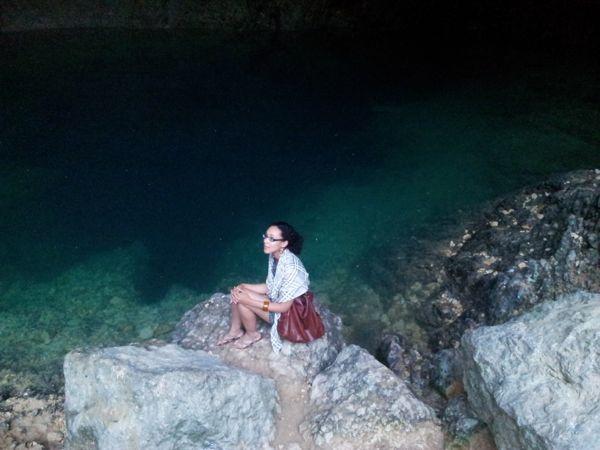 fontaine du vaucluse cave