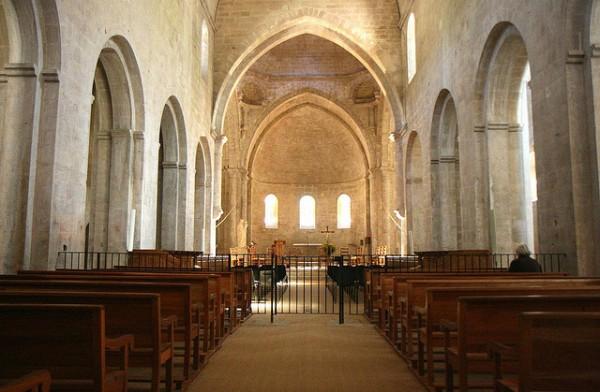 senanque abbey church