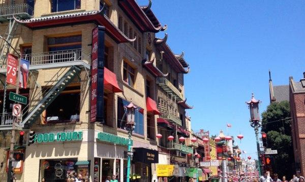 China Town, SF