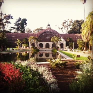 Botanical Building of Balboa Park
