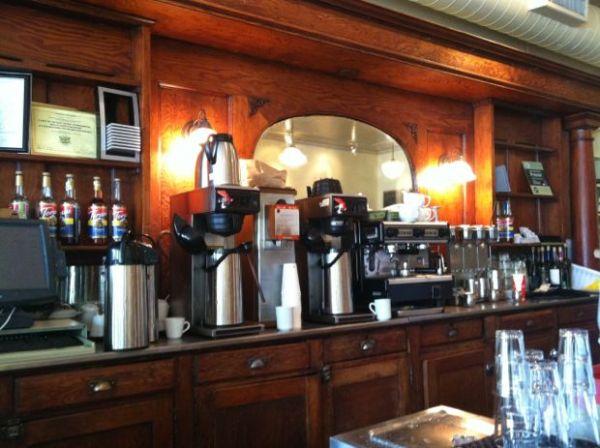 first street cafe bar