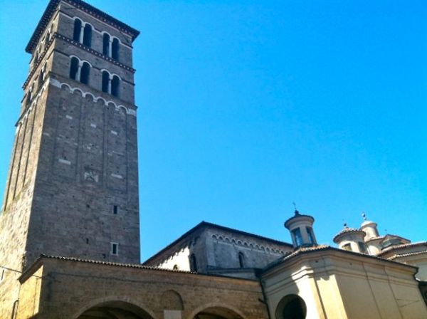 Rieti cathedral