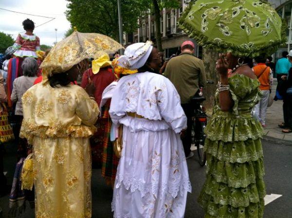 Keti Koti procession