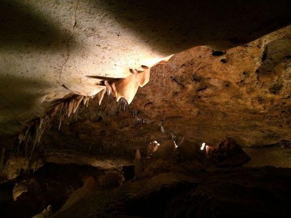 Inner Space Caverns, Georgetown, Texas