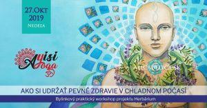 Herbárium Workshop:Ako si udržať pevné zdravie v chladnom počasí @ Ayisi Yoga | Bratislava | Slovakia