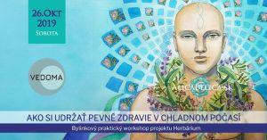 Herbárium Workshop:Ako si udržať pevné zdravie v chladnom počasí @ Vedoma | Nové Zámky | Slovakia