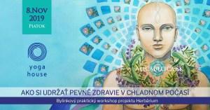 Herbárium Workshop:Ako si udržať pevné zdravie v chladnom počasí @ Yoga House Bratislava | Bratislava | Slovakia