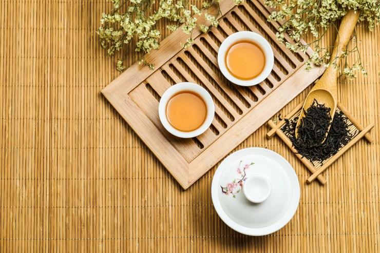 herbata czarna, czerwona, oksydacja, fermentacja