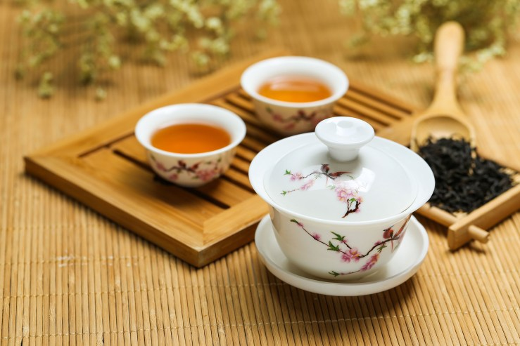 herbata jako pasja