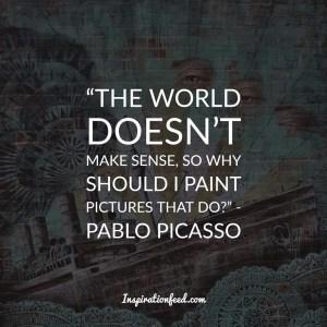 Pablo Picasso Quotes 14
