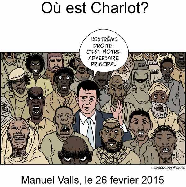 priorité de Manuel Valls