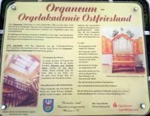 Organeum-Weener-Schild