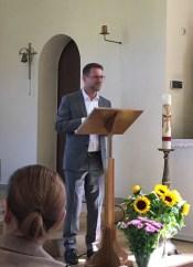 Dombaumeister Peter Füssenich