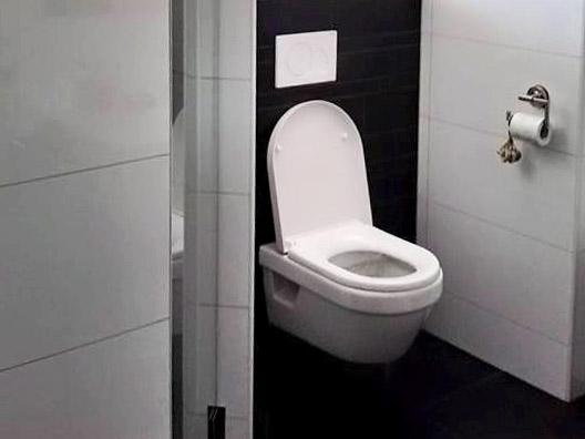 Badkamer renovatie in …
